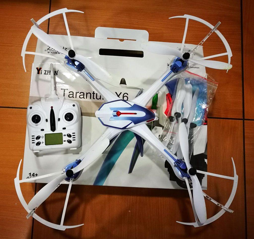 Drone Yizhan Tarantula X6 H16