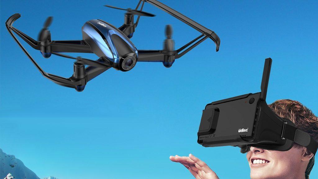 drones baratos vr