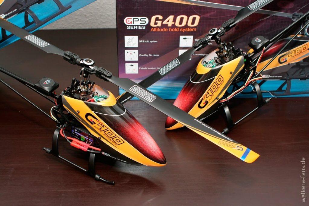 Walkera G400 - helicópteros teledirigidos - DJ Drones